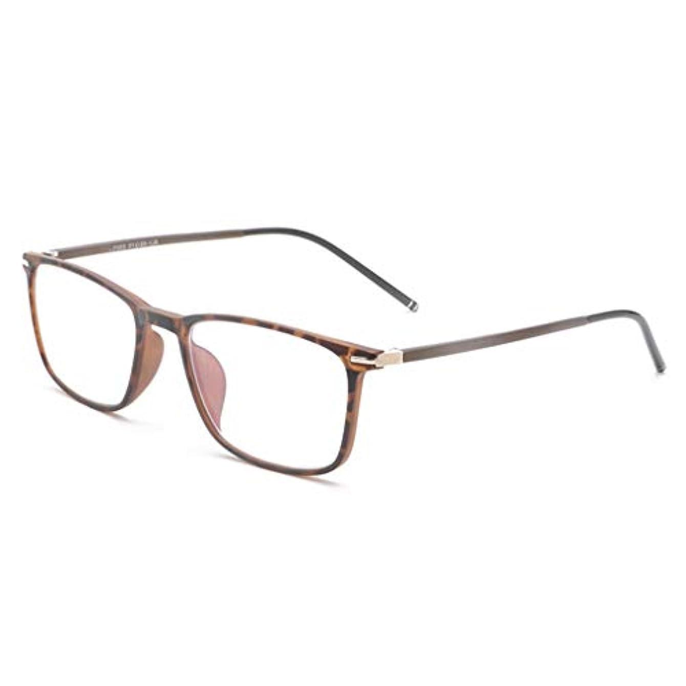 漸近多焦点メガネ、3レベルビジョンリーダー、プログレッシブマルチフォーカスコンピュータ用老眼鏡、メンズ/レディース用光学アイウェア