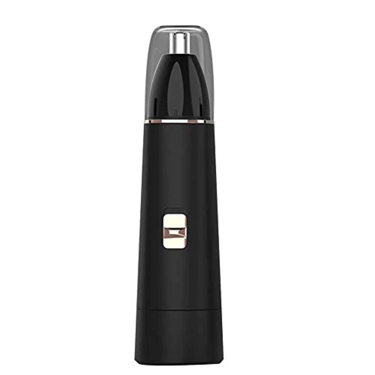 不平を言う穏やかなアコー鼻毛トリマー-USB充電式電動鼻毛トリマー/ABS素材/多機能 持つ価値があります
