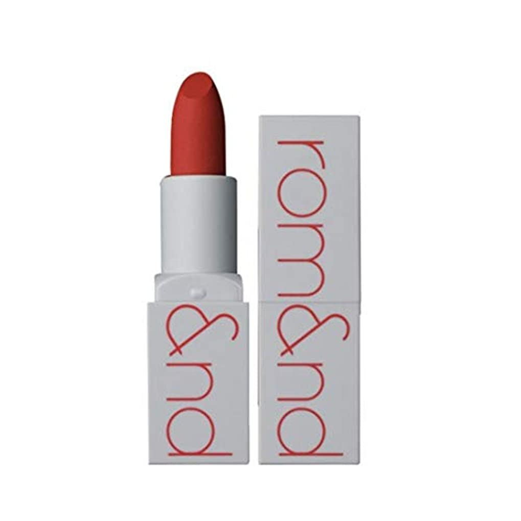 彼ら面白い六ローム?アンド?ゼログラムマットリップスティック3.5g 4色、Rom&nd Zero Gram Matte Lipstick 3.5g 4 Colors [並行輸入品] (All That Jazz)