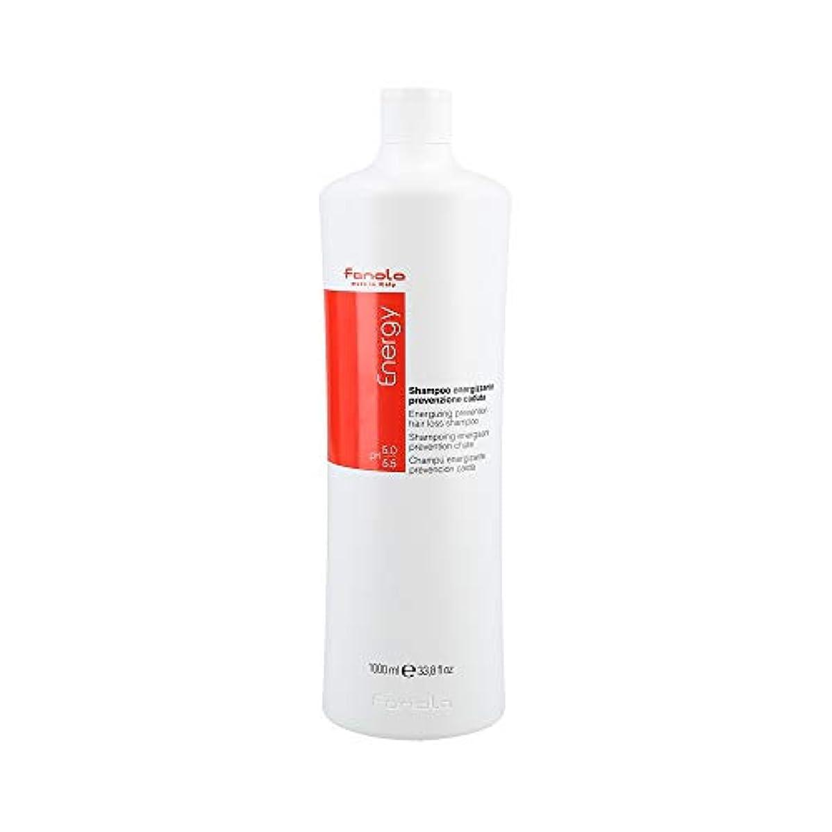 浴室予算仕事に行くファノーラシャンプーENERGY活性化脱毛防止1000mL 1L - 脱毛 - 弱い、上質な髪用