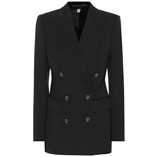 (バーバリー) Burberry レディース アウター スーツ・ジャケット Patterdale wool and silk-blend jacket [並行輸入品]