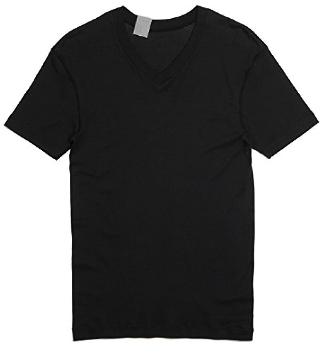 ガムアニメーション骨の折れる(エヌハリウッド) N.HOOLYWOOD N.H.TPES BARRACKS KIT 17-6125 V NECK T-SHIRT 半袖 Vネック Tシャツ
