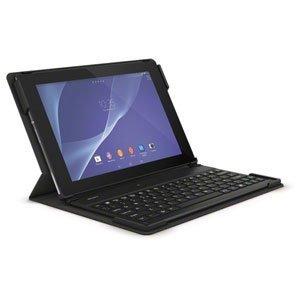 ソニー Xperia Z2 Tablet専用カバー付きBluetoothキーボード BKC52