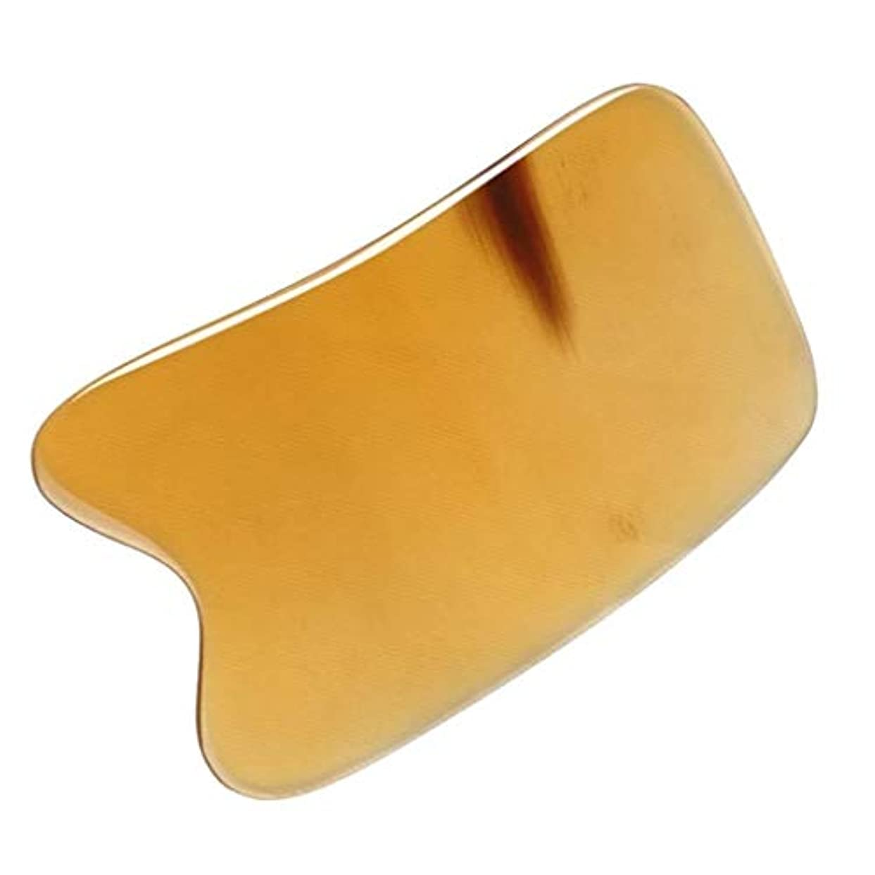 含めるゼロ染料IASTMグラストン理学療法ツール-最高品質のハンドメイドバッファローホーングアシャボード-首と筋肉の痛みを軽減 (Size : 5mm)
