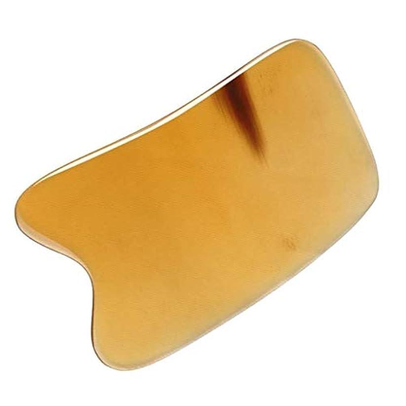 吸い込むファッションなめるIASTMグラストン理学療法ツール-最高品質のハンドメイドバッファローホーングアシャボード-首と筋肉の痛みを軽減 (Size : 5mm)
