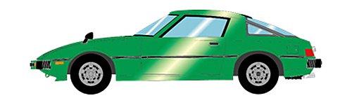 メイクアップ VISION 1/43 マツダ サバンナ RX-7 SA22C 1978 マッハグリーン