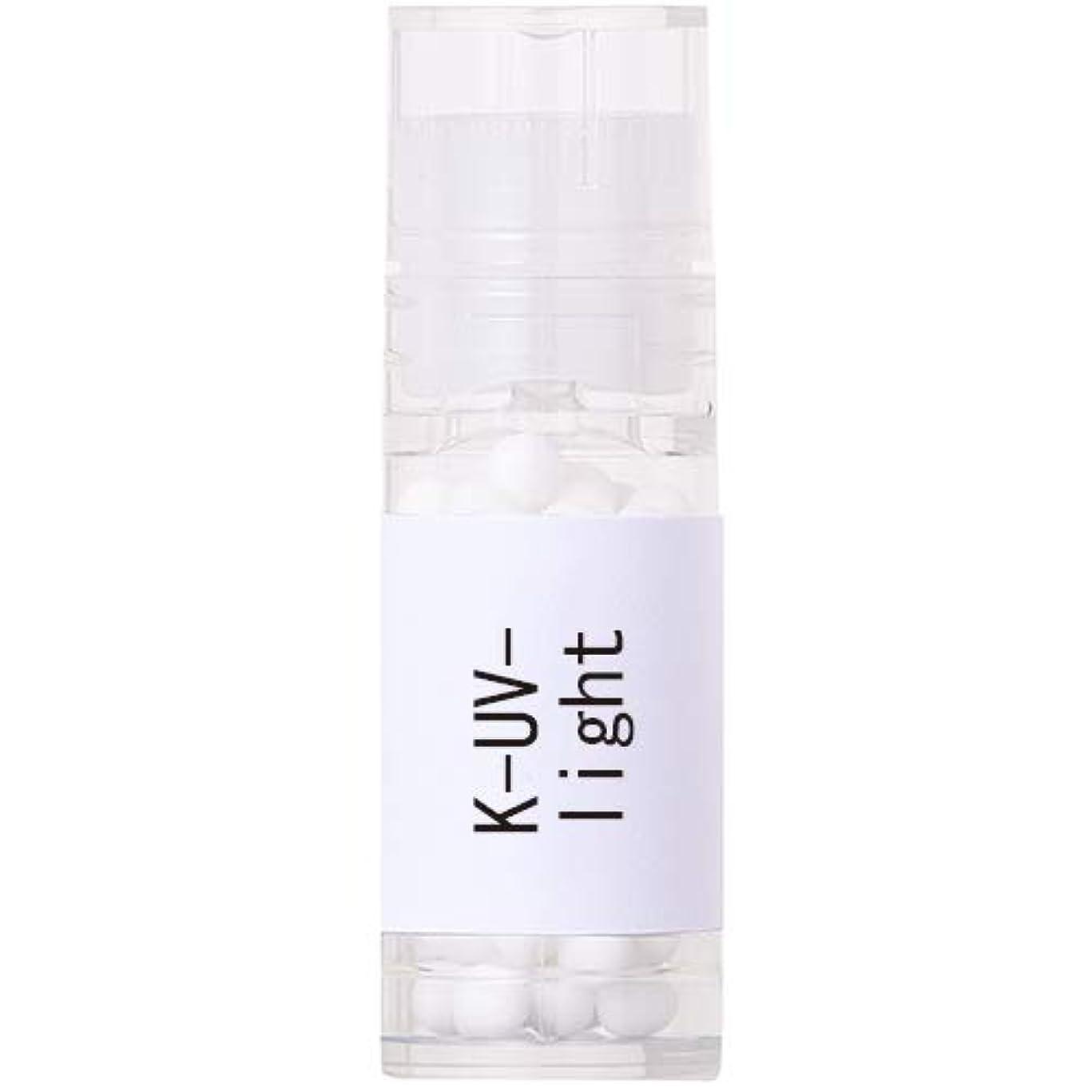 集団的運命本物ホメオパシージャパンレメディ Kシリーズ K-UV-light(大ビン)