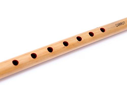 【篠笛】八本調子 Alto C DS101-ACモデル 竹製フルート(初心者用)