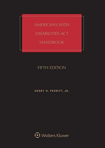 Download Americans With Disabilities Act Handbook 1454895802