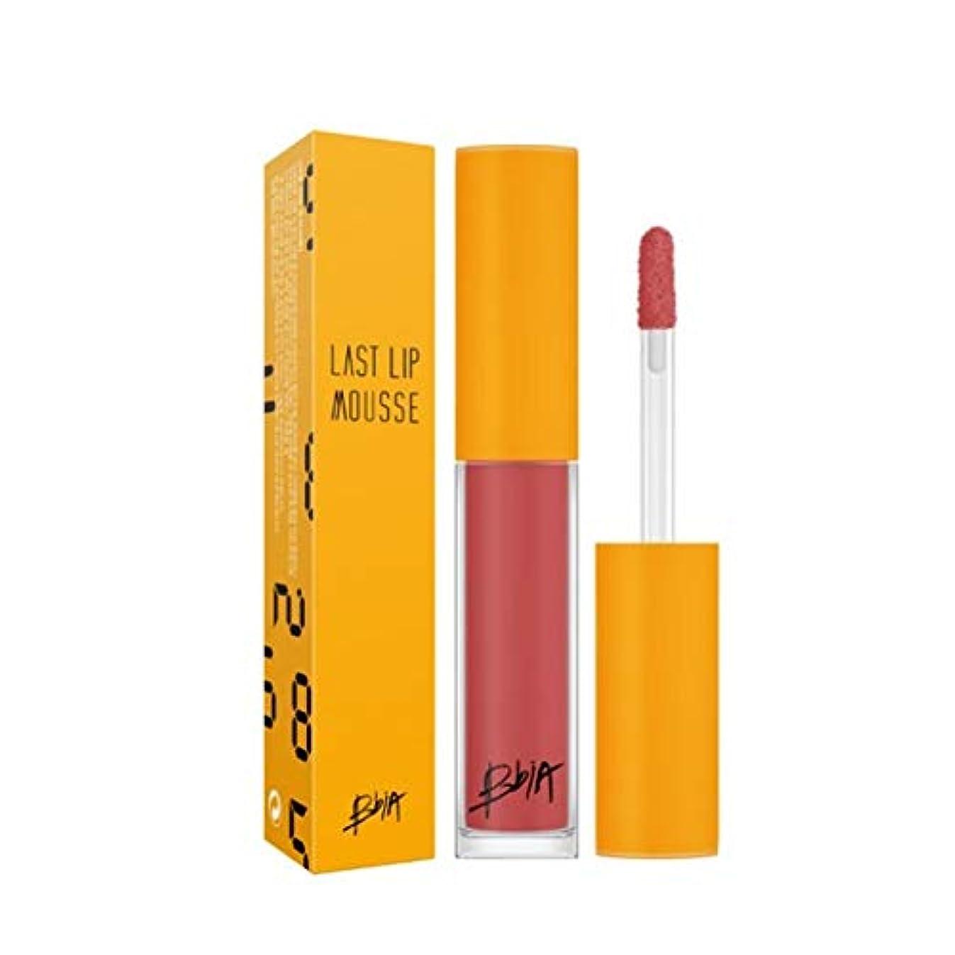 不要来て風味ピアラストリップムース 5カラー韓国コスメ、Bbia Last Lip Mousse 5 Colors Korean Cosmetics [並行輸入品] (1004 rose)