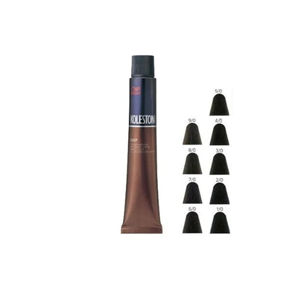 療法ミス適応するウエラ コレストン パーフェクト J 1剤 ディープ ブラック (J8/0) 80g