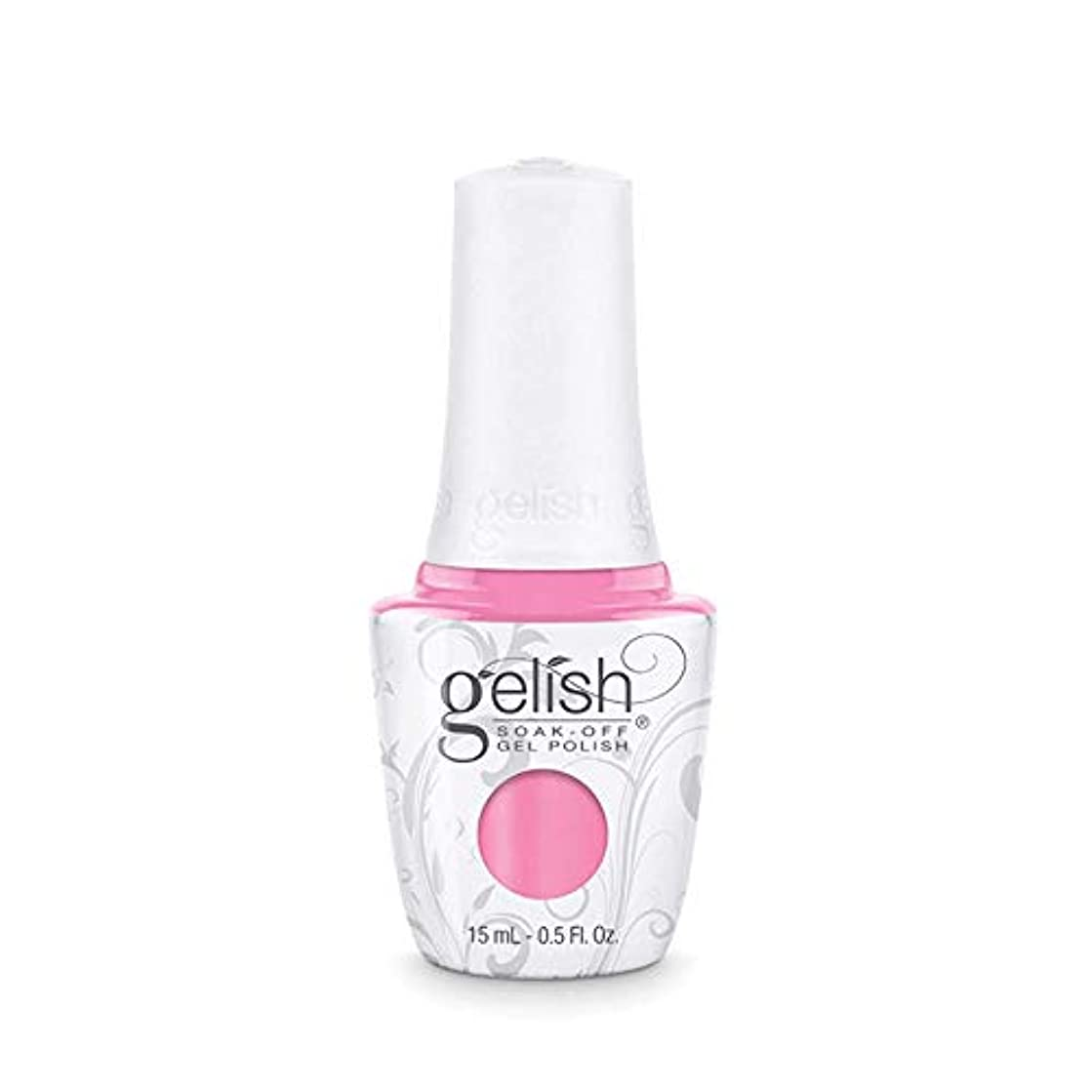 通り抜けるしょっぱい革新Harmony Gelish Gel Polish - Go Girl - 0.5oz/15ml
