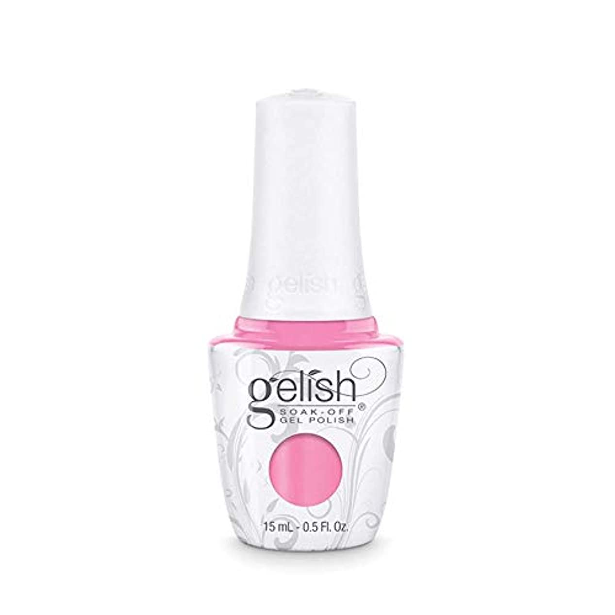 本能アンタゴニストこするHarmony Gelish Gel Polish - Go Girl - 0.5oz/15ml