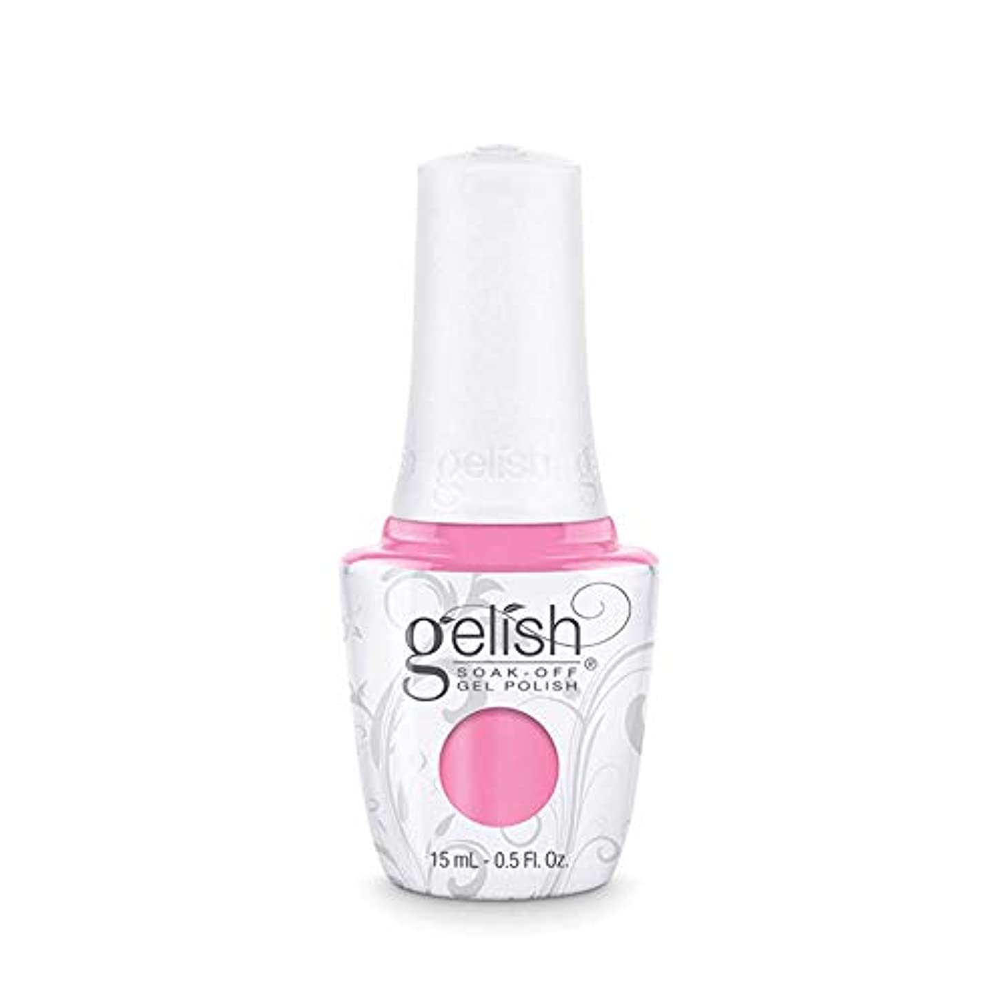 どうしたの性交ギャザーHarmony Gelish Gel Polish - Go Girl - 0.5oz/15ml