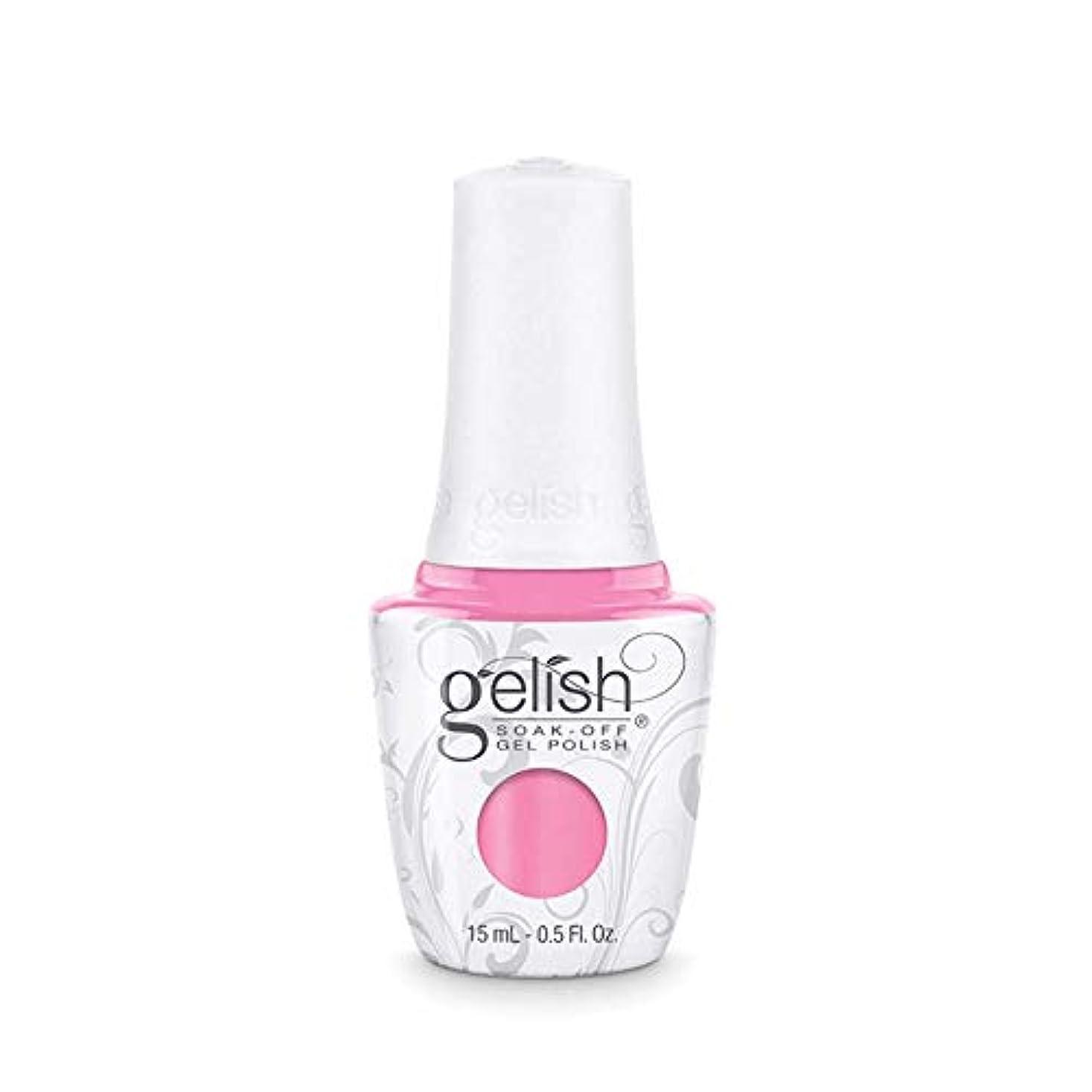 貧困アロングクロニクルHarmony Gelish Gel Polish - Go Girl - 0.5oz/15ml