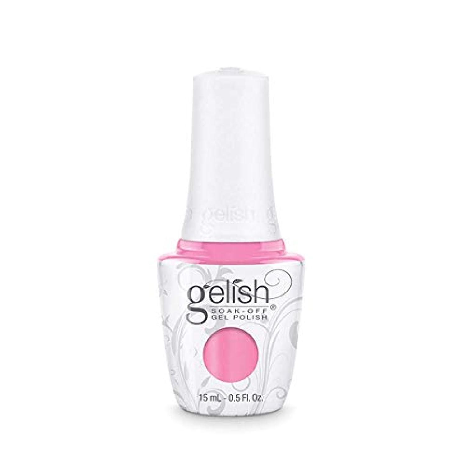 未接続置くためにパック架空のHarmony Gelish Gel Polish - Go Girl - 0.5oz/15ml