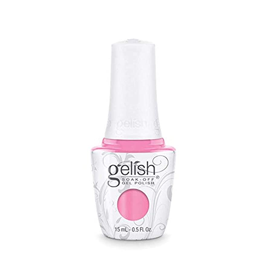 西部行動自転車Harmony Gelish Gel Polish - Go Girl - 0.5oz/15ml