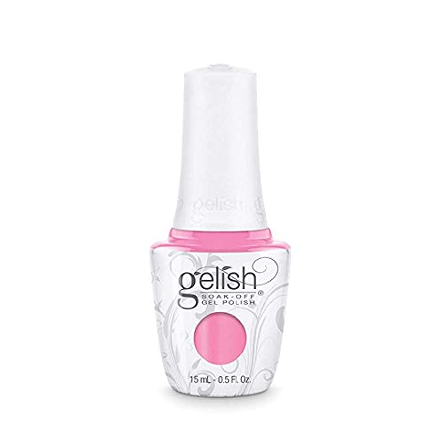 メンバー計画中国Harmony Gelish Gel Polish - Go Girl - 0.5oz/15ml