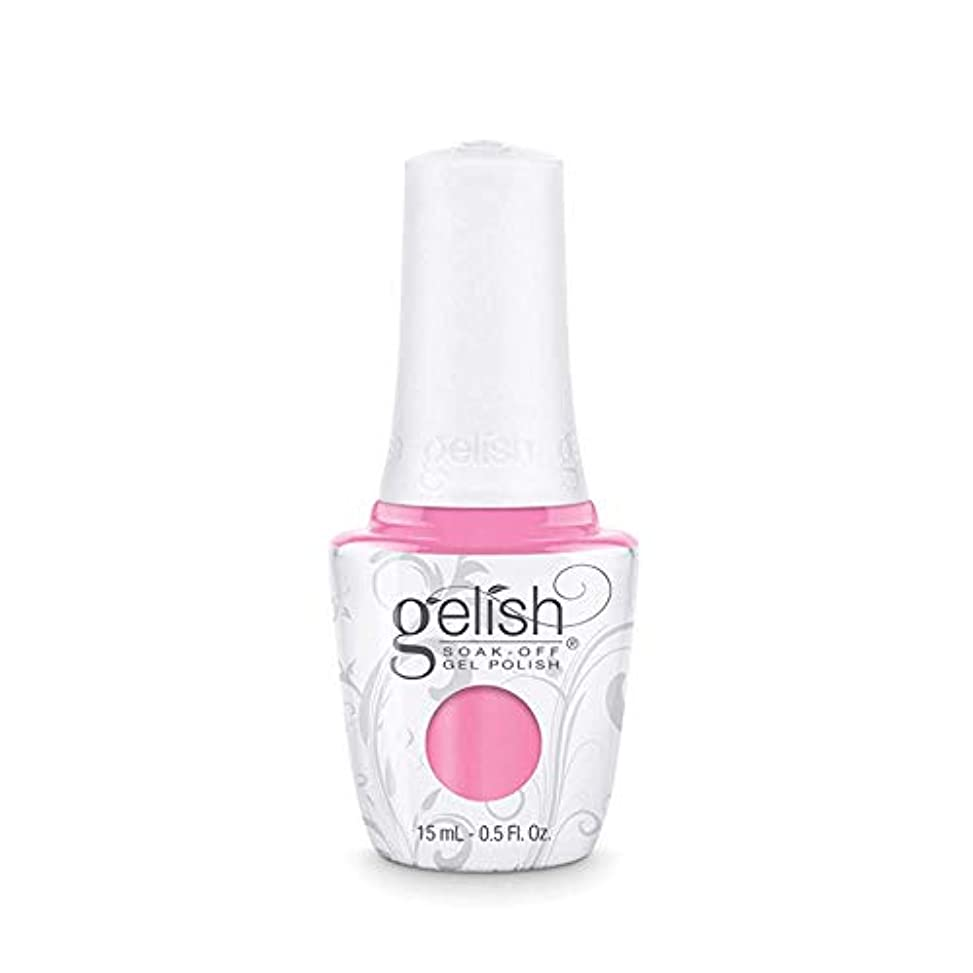 買い手妨げるコンサルタントHarmony Gelish Gel Polish - Go Girl - 0.5oz/15ml