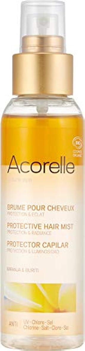 過敏な筋肉の粘り強いACORELLE(アコレル) アコレル ヘアオイルミスト ジャスミン&オレンジ 100ml トリートメント