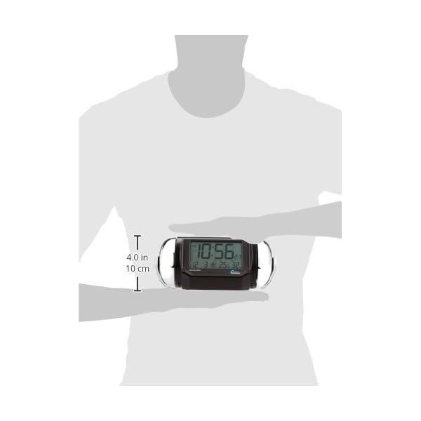 セイコー クロック 目覚まし時計 電波 デジタ...の紹介画像2
