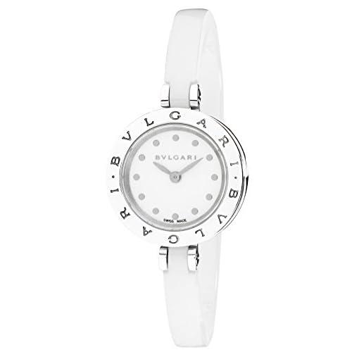 [ブルガリ]BVLGARI 腕時計 B-ZERO1 ホワイト文字盤 BZ23WSCC.S レディース 【並行輸入品】
