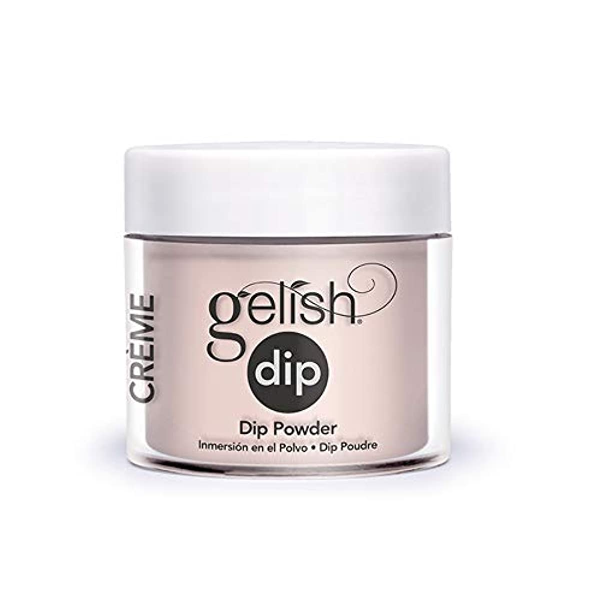 誘う銀行退屈させるHarmony Gelish - Acrylic Dip Powder - Prim-Rose & Proper - 23g / 0.8oz