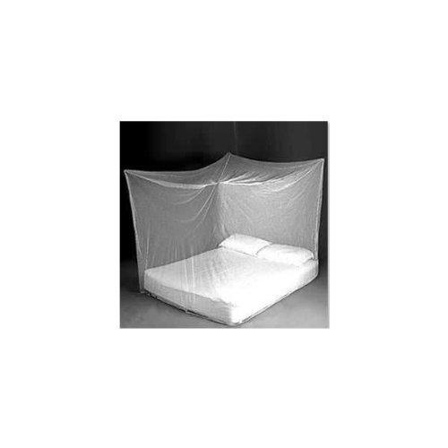日本の夏はコレ 夏の虫除けに!節電の年 蚊帳を使って窓を全開 四角型 蚊帳