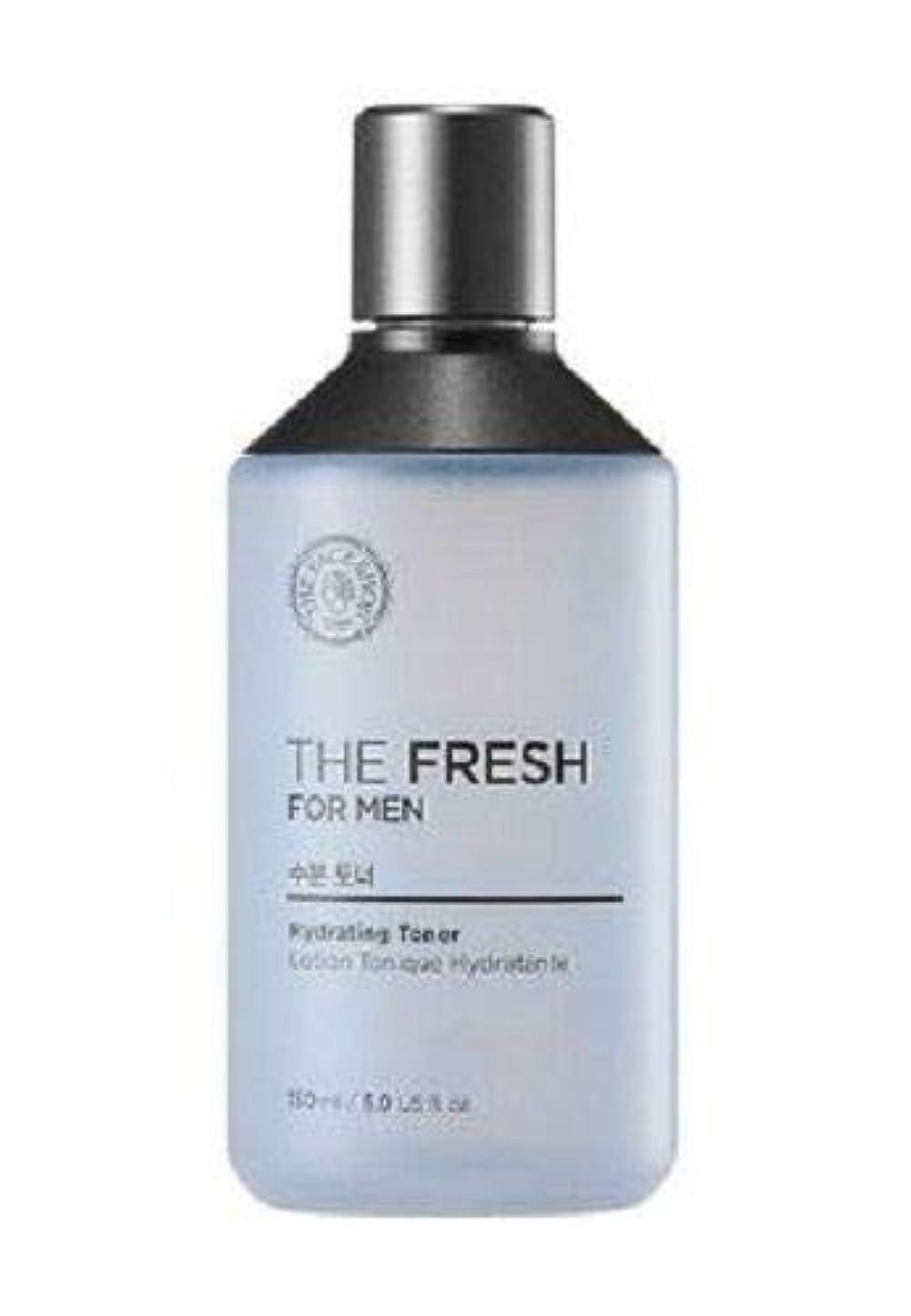 高い観客母ザ?フェイスショップザ?フレッシュフォーマン水分トナー150mlメンズコスメ、The Face Shop The Fresh For Men Hydrating Toner 150ml Men's Cosmetics [...