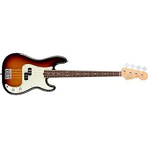 Fender フェンダー エレキベース American Professional P BASS Rosewood 3TS