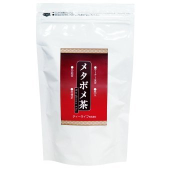 メタボメ茶 ポット用 ティーバッグ 30個入