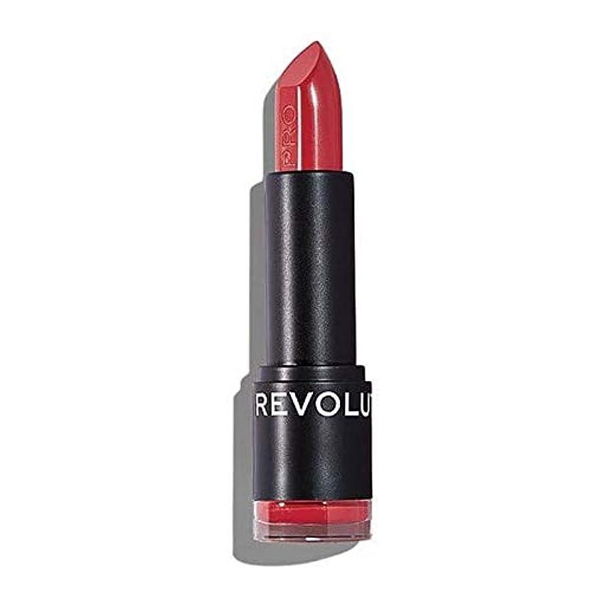 狂気土初心者[Revolution ] 革命プロ最高の口紅の論争 - Revolution Pro Supreme Lipstick Controversy [並行輸入品]