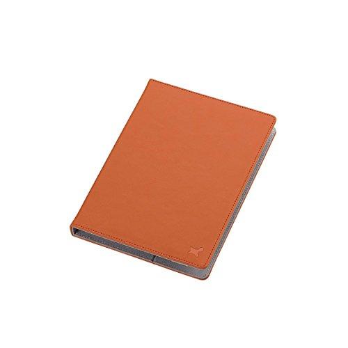 7.0~8.4インチ汎用タブレットケース(レザータイプ)/ブラウン TB-08LCHBR 1個