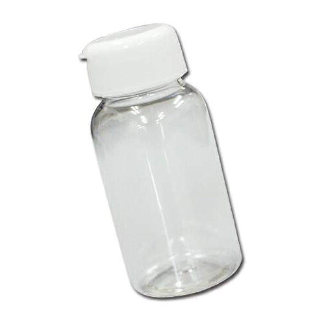 サーバ準備したシットコムパウダー用詰め替え容器200mlボトル│業務用マッサージパウダーや調味料の小分けに最適な穴あき詰め替えボトル