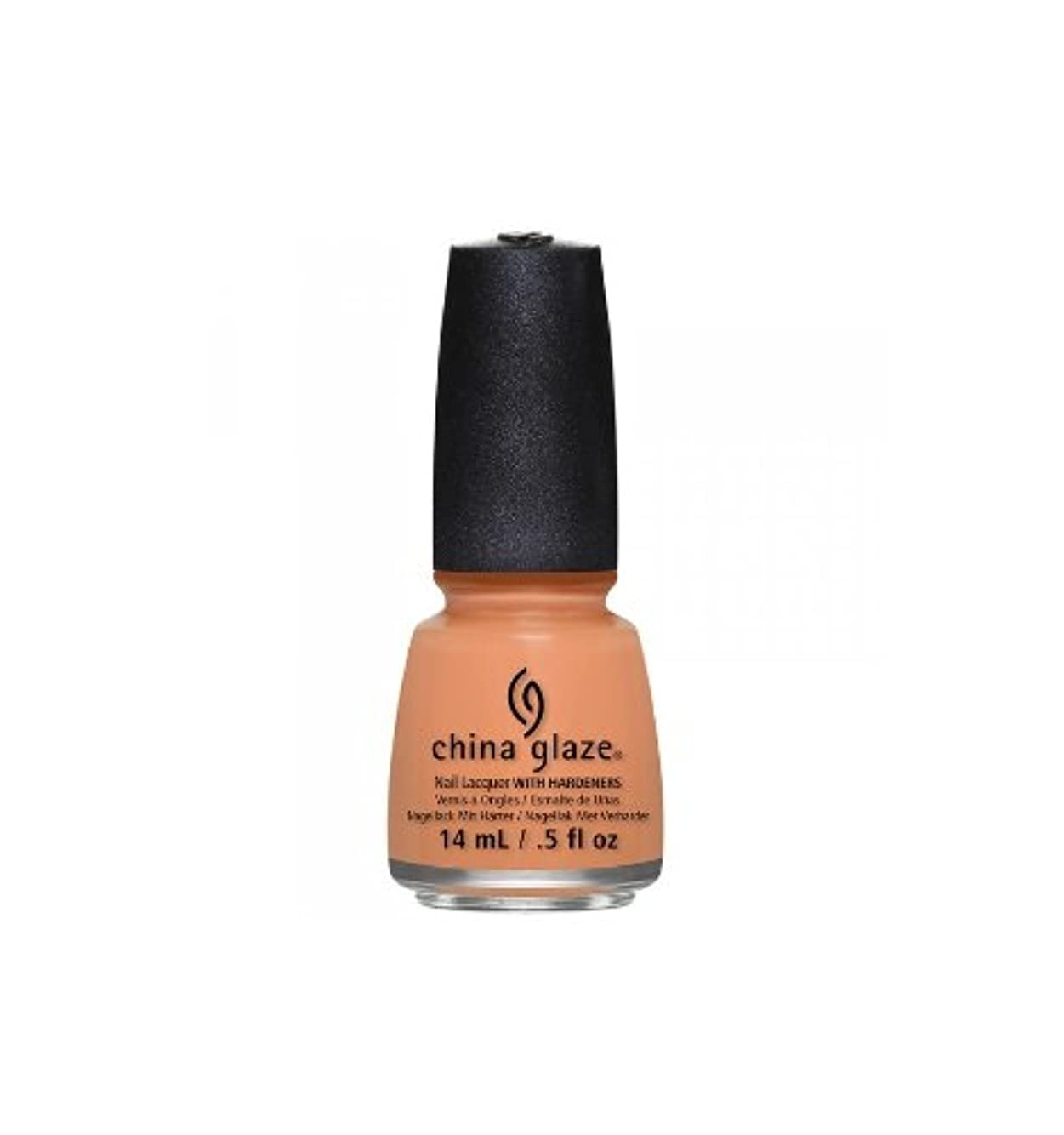 統合そこ半径CHINA GLAZE Off Shore Collection - If In Doubt, Surf It Out (並行輸入品)