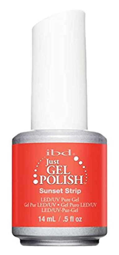 スポーツ狂乱離婚IBD Just Gel Polish - Sunset Strip - 0.5oz / 14ml