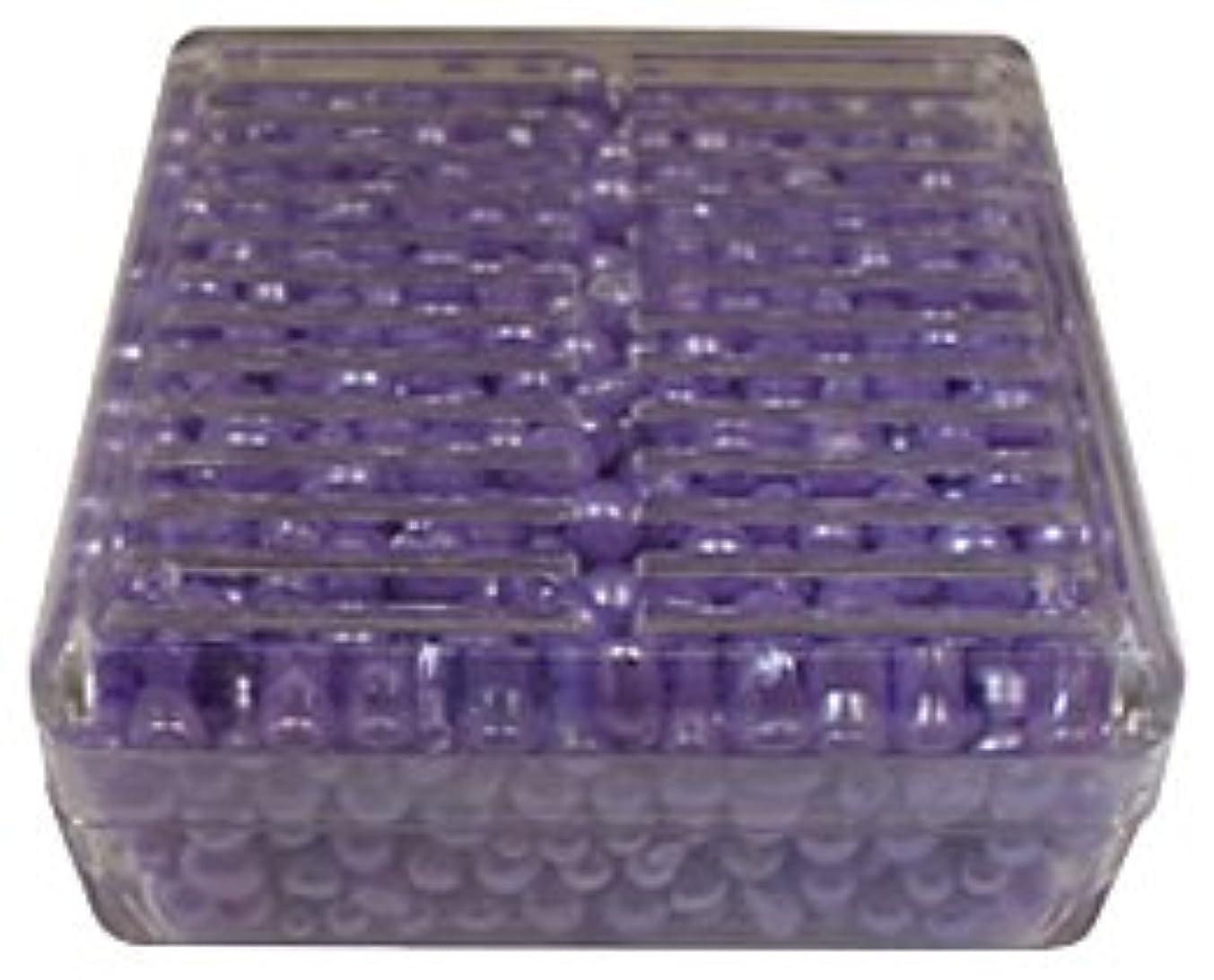告発ポーチ列挙するAroma Dri 50gm ラベンダーの香り シリカゲルレモン容器 10-Pack LEMON50LAVENDER-10PK