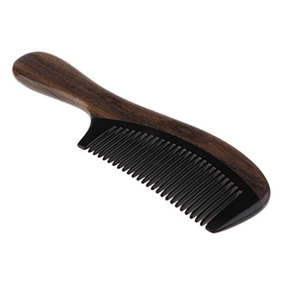 私達構成する蒸留するくし コーム 木製 木製櫛 ヘア櫛 ヘアブラシ 頭皮マッサージ ヘアケア 頭皮に優しい ヘアケアツール