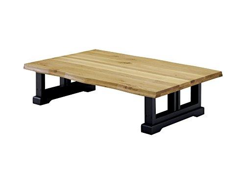 大川家具 関家具 リビングテーブル 幅160cm 素材:オーク無垢材 223245