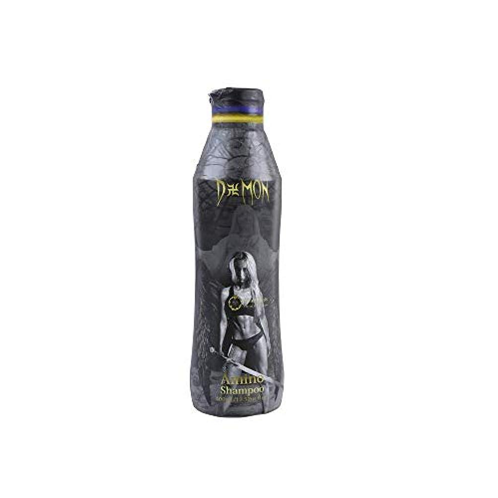 近似地球キラウエア山Daemon アミノシャンプー ユニセックス 400mL CREAM SODAの香り