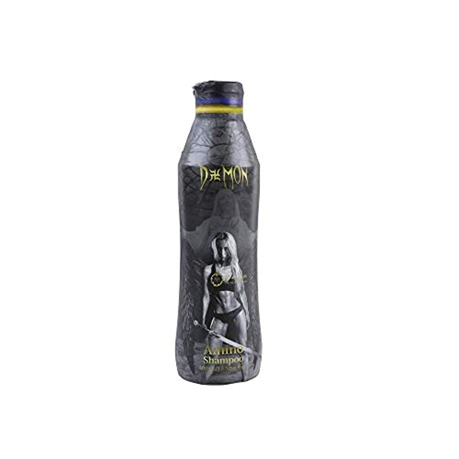 暖炉メロドラマティックトラフDaemon アミノシャンプー ユニセックス 400mL CREAM SODAの香り