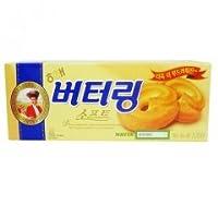 ヘテ バターリング 80g ■韓国食品■韓国食材■韓国お菓子 ■美味しいお菓子■お菓子■韓国スナック■