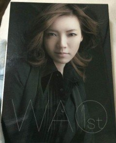 和央ようか 「WAO 1st」 初回限定 CD+DVD+フォトブック