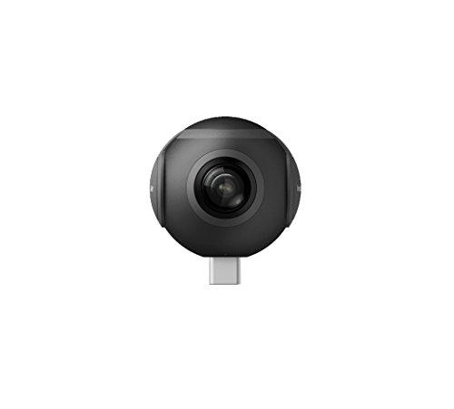Insta360 Air、360°パノラマカメラ、デュアル魚眼レンズ、3K/...