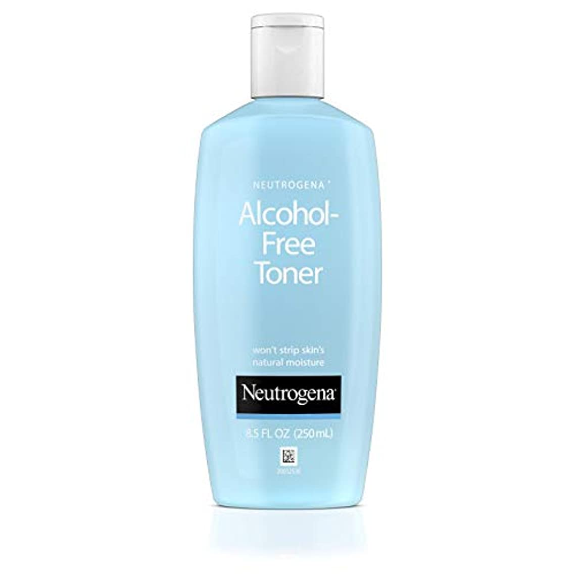 カウンターパート賭け滑りやすいNeutrogena Alcohol Free Toner - 8.5 oz (並行輸入品)