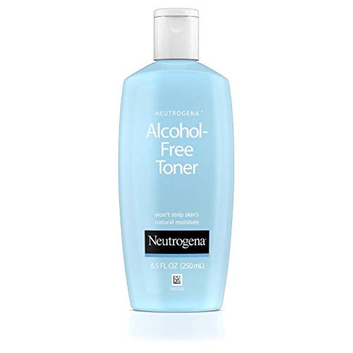 任命学生費やすNeutrogena Alcohol Free Toner - 8.5 oz (並行輸入品)