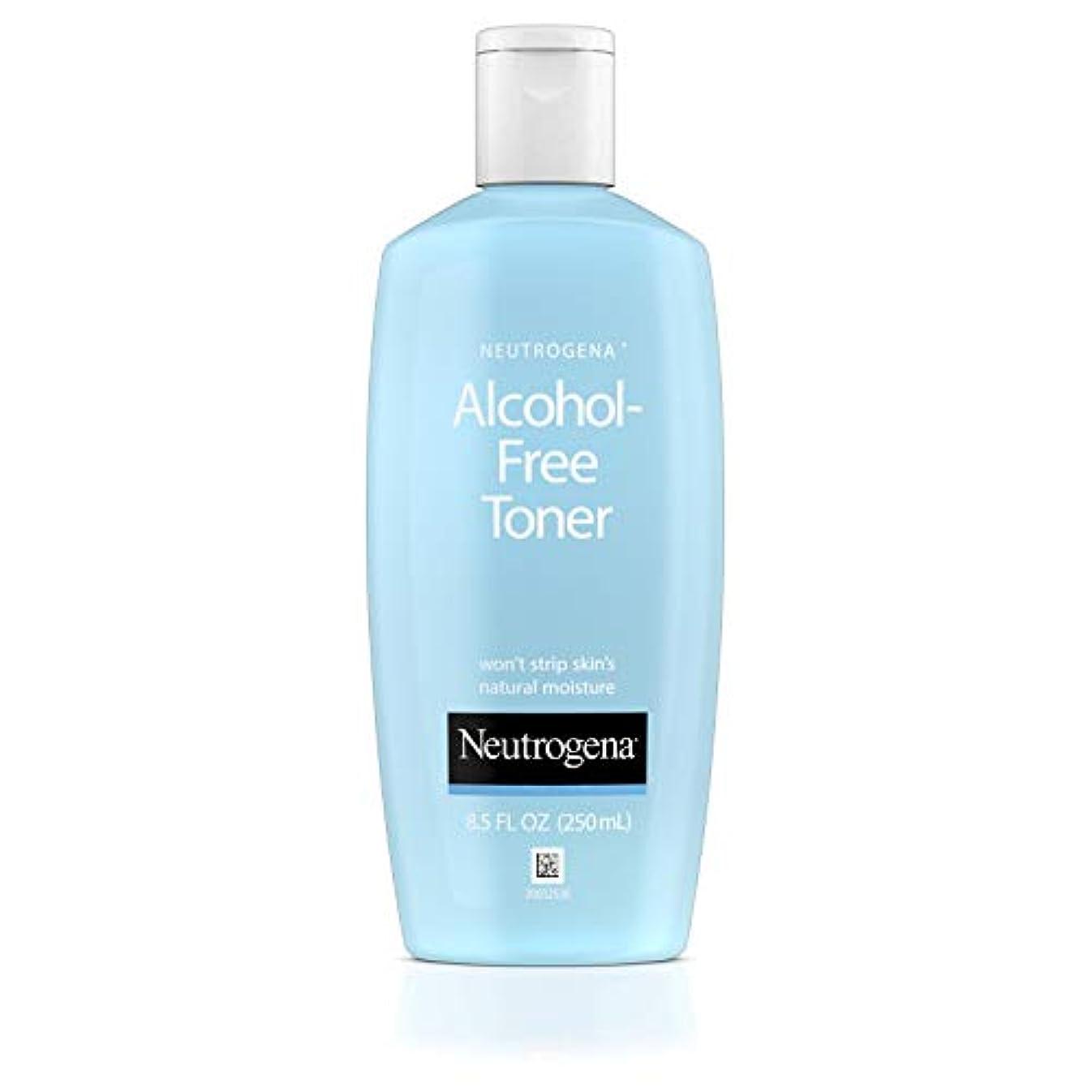 ビュッフェバランス女の子Neutrogena Alcohol Free Toner - 8.5 oz (並行輸入品)