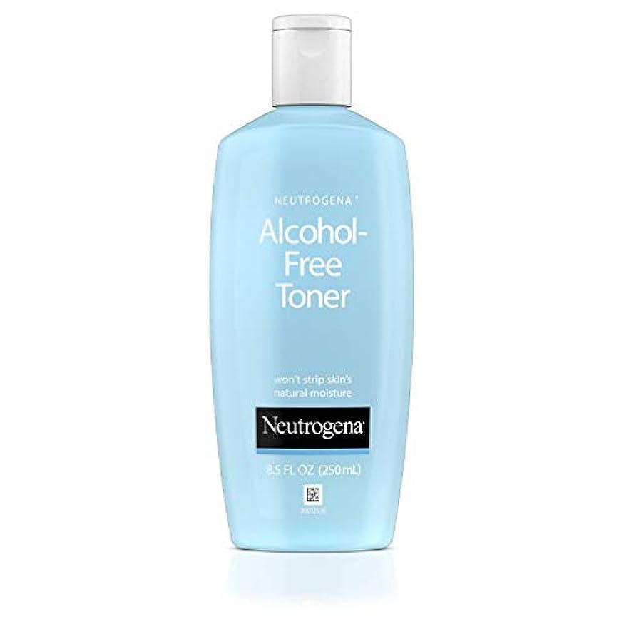 熱心メタルライン人事Neutrogena Alcohol Free Toner - 8.5 oz (並行輸入品)