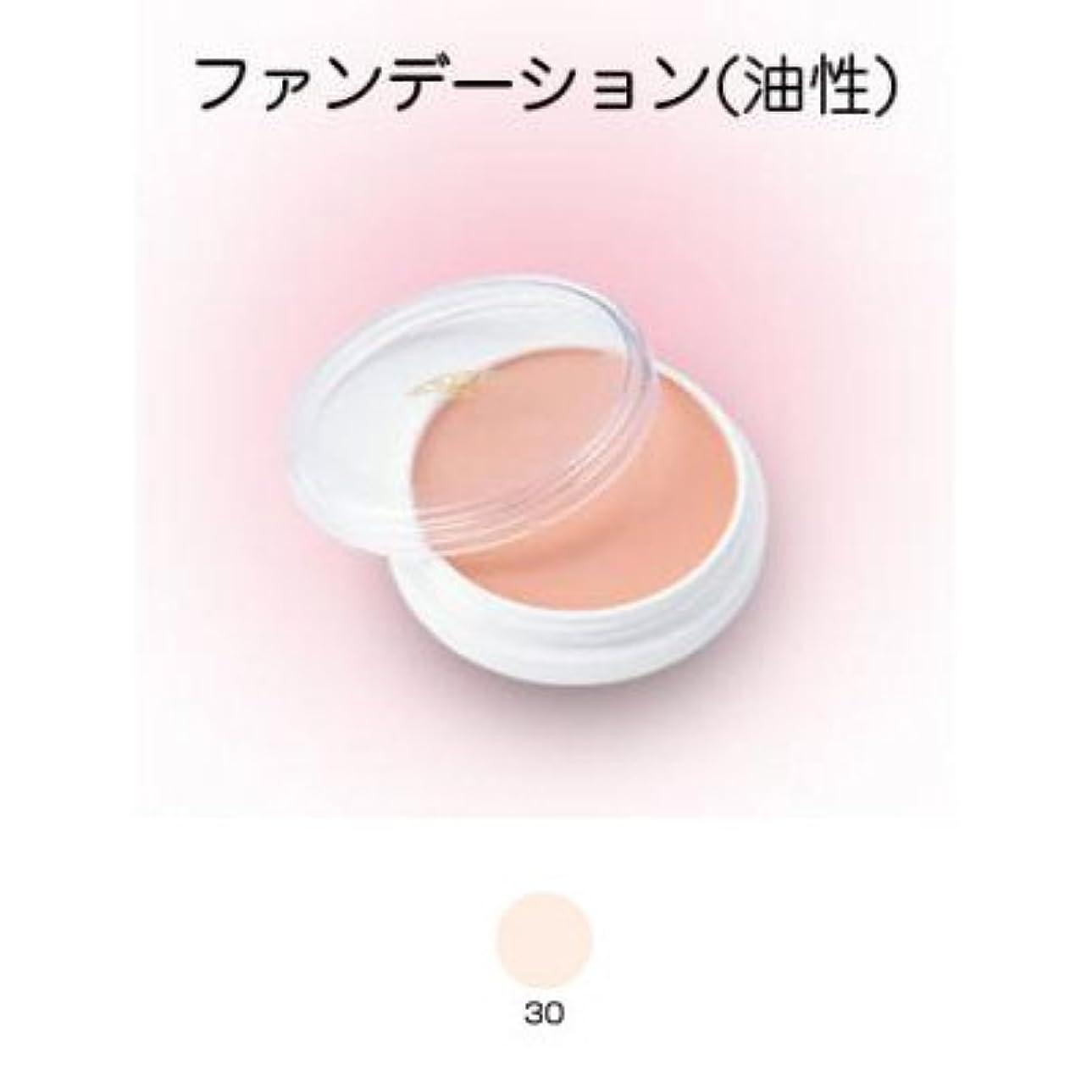 雇う郵便画家グリースペイント 8g 30 【三善】ドーラン