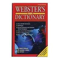 WEBSTER Jumbo English-English Dictionary [並行輸入品]